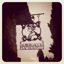 Albergaccio Machiavelli