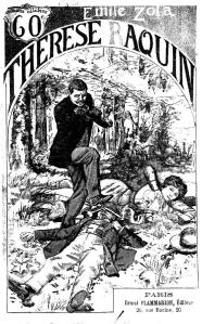 Thérèse Raquin - Frontespizio edizione 1906 (fonte- Gallica)