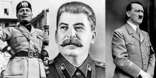 Mussolini-Stalin-Hitler