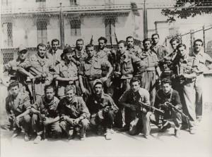 "La 23′ Brigata ""Canale"" (fonte: https://liberidiresistere.wordpress.com/2009/01/14/la-xxiii-brigata-canale/)"